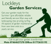 Lockleys garden services