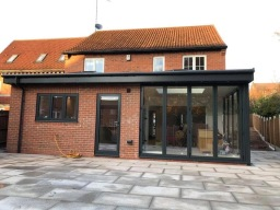 Kitchen extension in Great Barr, Birmingham