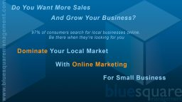 Blue Square Management SEO Web Designer Kent