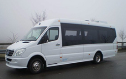 Mercedes 16 seater Mini Coach