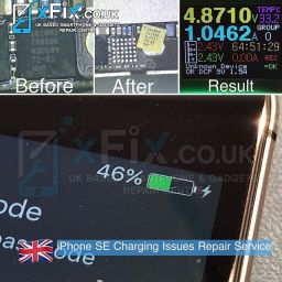 iphone se charging issue repair service