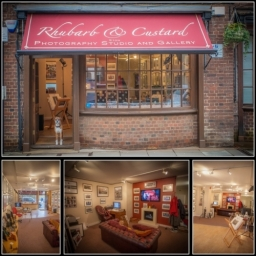 Rhubarb And Custard Photography 140 Eton High Street Eton Berkshire - Photographers for all occasions