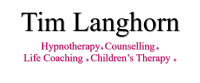 Tim Langhorn - Hypnotherapy, Counselling, Life Coaching & Children's Therapy