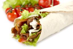 Kebab Nann Bread