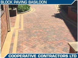 Block Paving Installers in Basildon, Essex