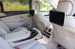 2015 Mercedes S Class AMG LWB Limousine Interior