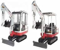 Mini digger hire rossendale