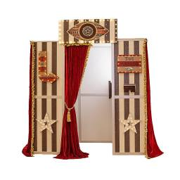 The Big Brother Diary Room Photo Booth
