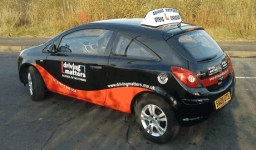 Small to Large Car Vinyl Wraps and Graphics