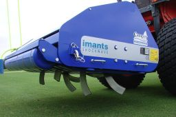 Shockwave relieves compaction, improves drainage