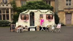 Dolly, The Vintage Caravan Photo Booth