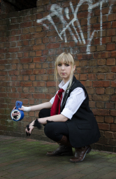Cosplay shoot, Manchester