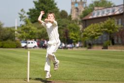 Cricket at Pocklington School