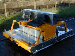 MEC 4 Motorised Electric Cart, Donfabs & Consillia