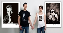 Rock Photographers Collective T-Shirts