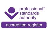 PSA Accredited Register Mark