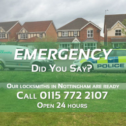 emergency locksmith nottingham