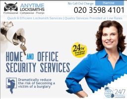 Anytime Locksmiths | 0203 598 4101