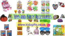 Kidz Gifts toy shop - Wide range of cheap toys