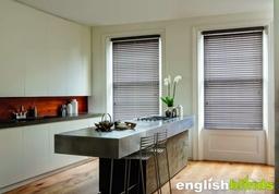 Kitchen Wooden Blinds
