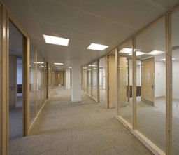 Symetry Partition In London