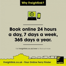 Book ferries online, 24/7 - all major operators, all routes, all prices online