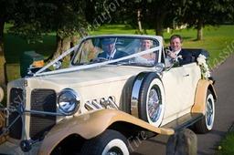 Beauford Wedding Car Alfriston Sussex