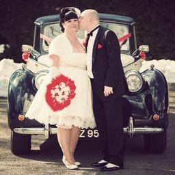 Deborah & Jamie's wedding