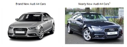 New and used Audi A4 Cars