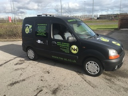 NW Air Con mobile service van