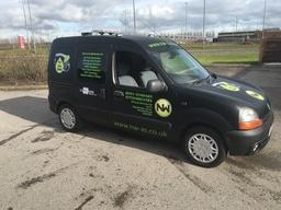 NW Air Con mobile service van
