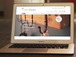 Ecommerce website build by Nexus