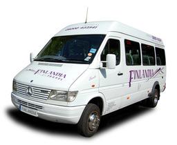 Finlandia Travel Mini Bus