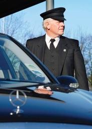 Funeral Chauffeur
