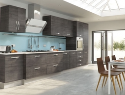 Grey Oak Kitchen
