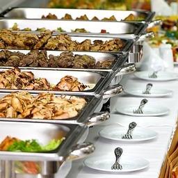 BBQ Buffet selection