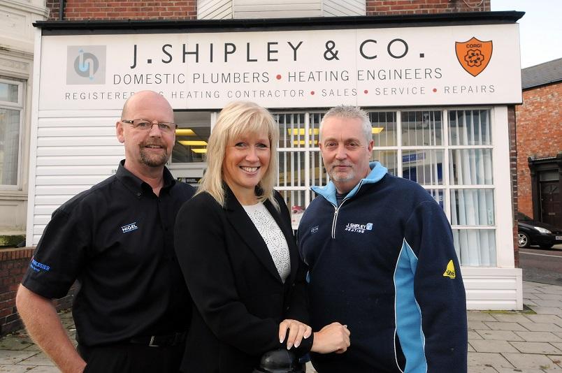 J Shipley Amp Co Heating Ltd In 59 Dean Road South Shields