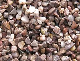 10-20mm Staffordshire Pink Driveway Gravel