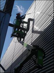 High Level Building Cleaning Services