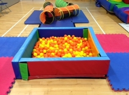 Ball Pool and Tunnels for Hire