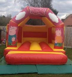 Peppa Pig Castle Hire for £50 a day