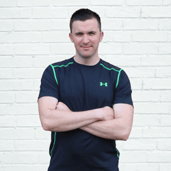 David Marshall Personal Trainer Northampton