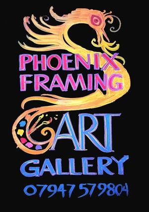 Phoenix Picture Framing & Art Gallery logo