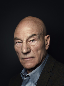 London Portrait Photographer Sir Patrick Stewart