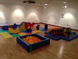 Soft Play At Selsey Town Hall