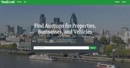 BUSINESS AUCTION, ONLINE PROPERTY AUCTION,