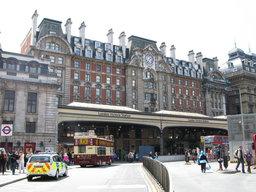 London Victoria Station