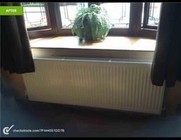 Radiator Fitting, Bedford