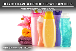 Do you have a product? we can help!