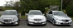 Mercedes Executive Saloon Cars